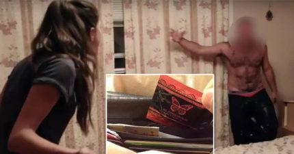「包包被翻出保險套」男友當場暴怒狠甩,一個禮拜後她發現「被分手真相」整個傻眼了!