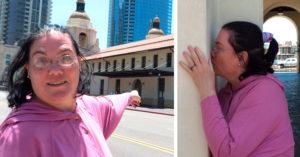 45歲婦「愛上火車站36年」愛到結婚了!每天花1小時跟車站做愛:「她」能讓我高潮。
