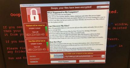 「3大防毒步驟」史上最大勒索病毒「電腦手機全中」!全球13萬電腦受害「台灣前3大受災國」!