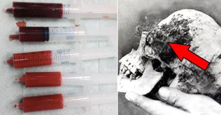 18個讓膽小鬼嚇到漏屎尿的「兇手依然逍遙法外」謀殺案。#15 右手臂叼回去給牠主人!
