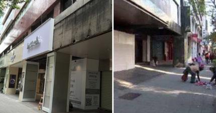 簡單一張照片,證明「一直是繁榮市中心」的台北東區已經變成「鬼城」了...