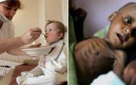 素食主義也是一種罪惡?!素食父母每天餵小孩喝「植物奶」,7個月大男嬰被活活餓死「父母被慘判刑」...