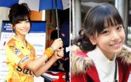 史上最年輕「12歲絕美童顏女模」!化身賽車女郎「超不科學修長美腿」全網暴動!(10張)