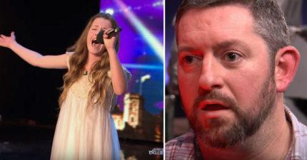 12歲女孩對評審「說自己唱歌很像惠妮休斯頓」評審懷疑,一開口全場下巴掉滿地!