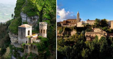 義大利「103座豪華城堡」免費瘋狂送,只要「滿足1個小條件」當國王皇后不是夢!