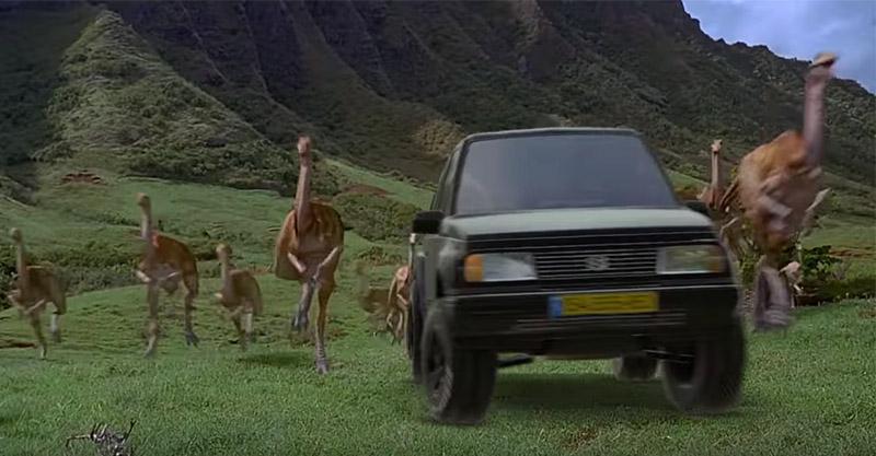 世界上最猛「賣96年二手車」介紹影片!超狂大製作電腦動畫比《侏羅記公園》還專業!