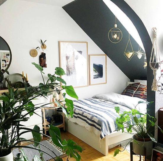 17個會讓你「愛上別人的床」超美臥室。#13臥室下面就是海!