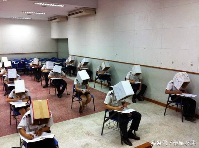 考試實施「連坐法」1人作弊全班0分!學生自願簽同意書「老師不用監考」效果超好!