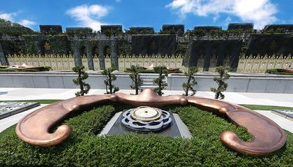豬哥亮長眠「千萬景觀墓地」曝光!「超高科技」到墓碑刷QR code你還會看到...