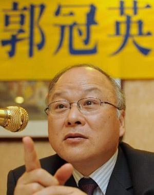 郭冠英力挺C師「正人君子做好事」!狂言「性侵沒抓到就合法、台南女兒就不能侵犯?」