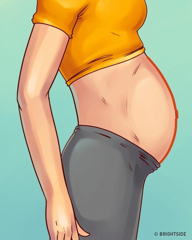 5種不是肥胖造成的「脹大鼓鼓肚子」成因+解決方法。#2壓力大才會有的肚子!