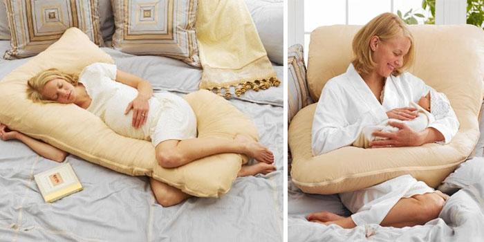 Cozy Cuddler Pregnancy Pillow