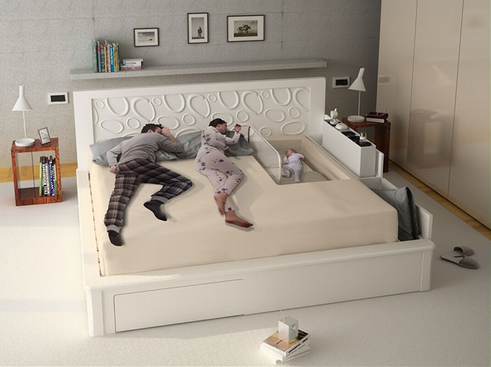 Bed For New Parents