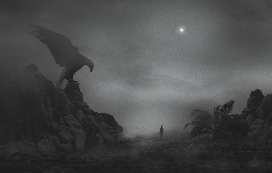 19張憂鬱症藝術家把自己「心裡陰暗層面」畫出來,看出意義後就會變成最激勵人心的美麗畫作!