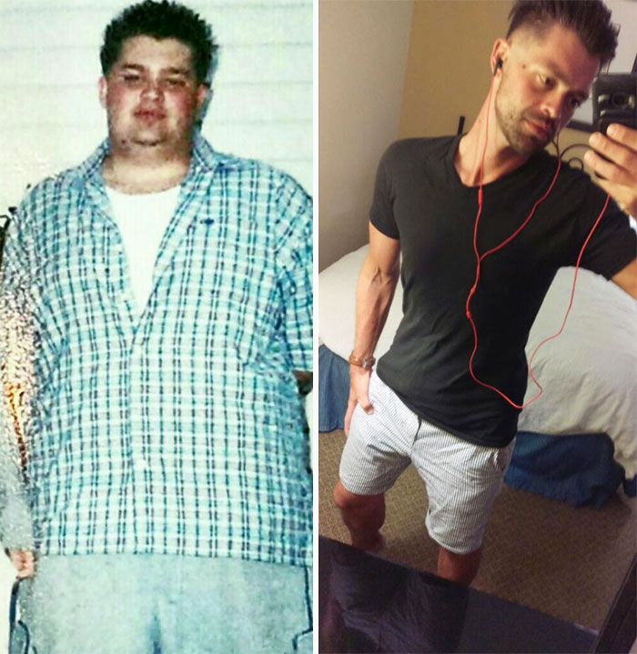 This Is What Losing 160 Pounds Looks Like