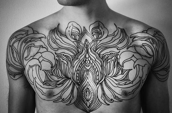 25個終極刺青證明「人體才是最完美的畫布」!