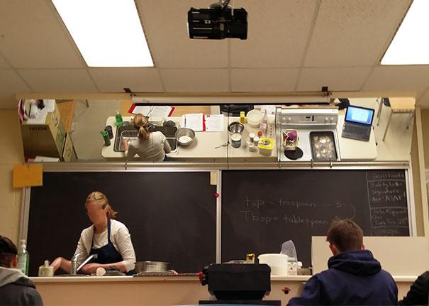 25個你會希望你學校也可以有的「天才學校設施」。