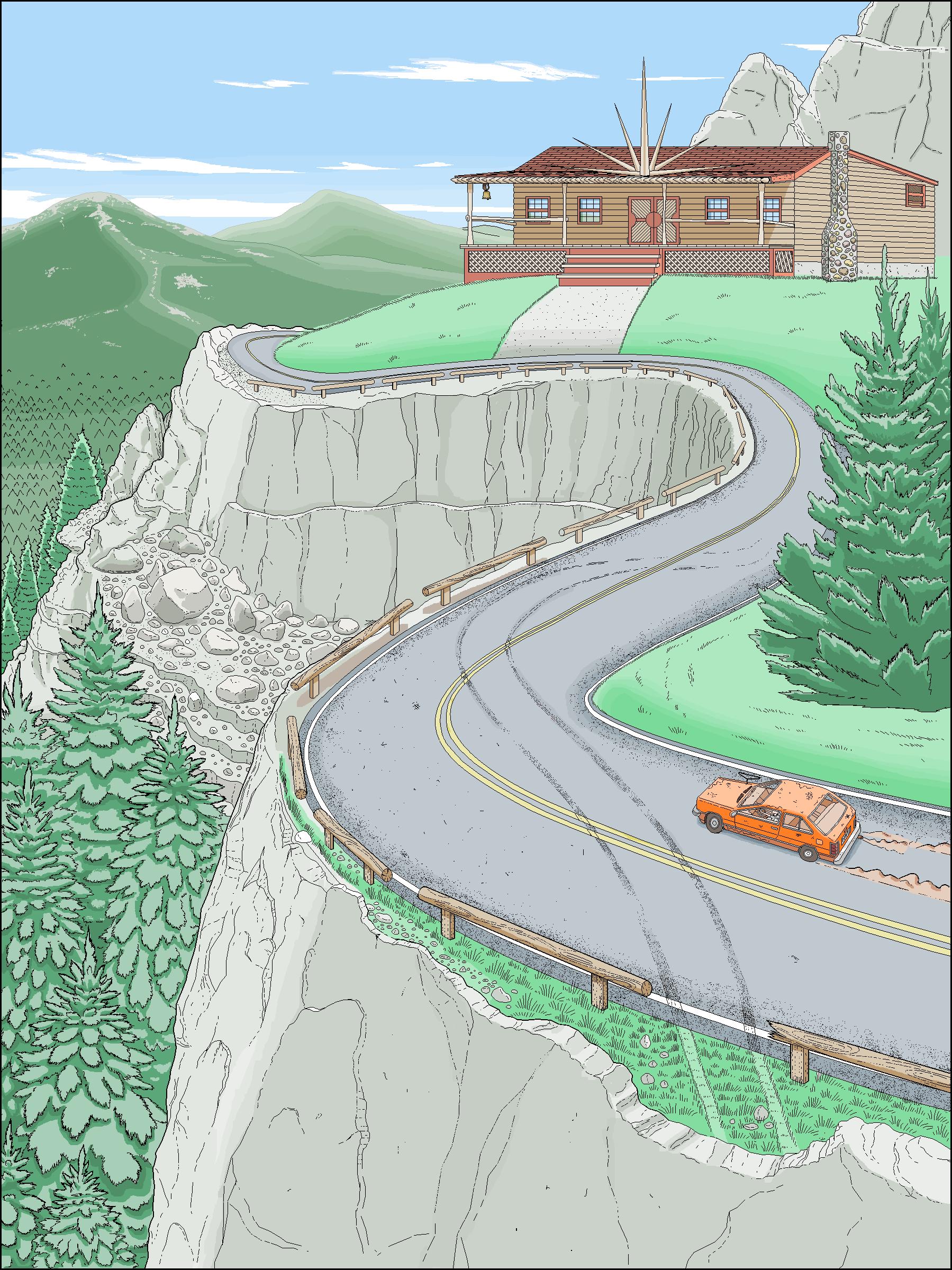 插畫家懶得學PS,花10年將「小畫家」練到神級後畫出「超越4K超高清畫作」! (9張)