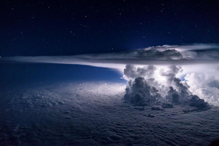 25張照片讓你看到為什麼「當機長」才是全世界最棒的工作!