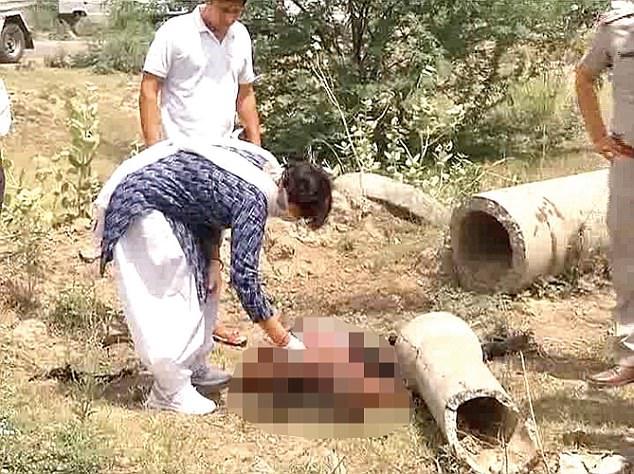 印度23歲女遭「前男友7人集體強暴」還被「用車輾爆頭」棄屍狗咬。前男友:「我們彼此相愛。」