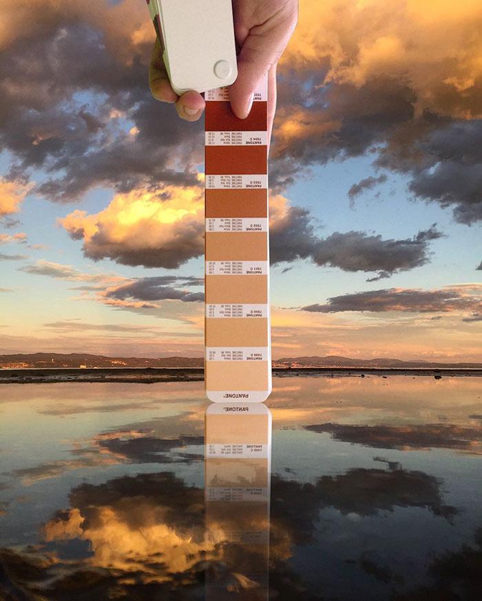 30張證明老天也需要調色的「彩通色調 VS 美麗風景」絕美照!