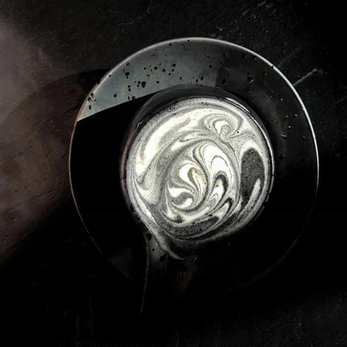 30張能夠滿足你靈魂中黑暗區塊的「真·黑咖啡」照片!裡面成分讓人興奮!