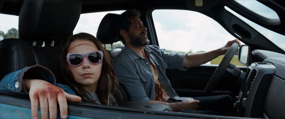 《羅根》演X 23的小女孩很搶戲嗎?她的試鏡影片「曝光」比電影更精采!X教授大讚:「最棒的演員!」
