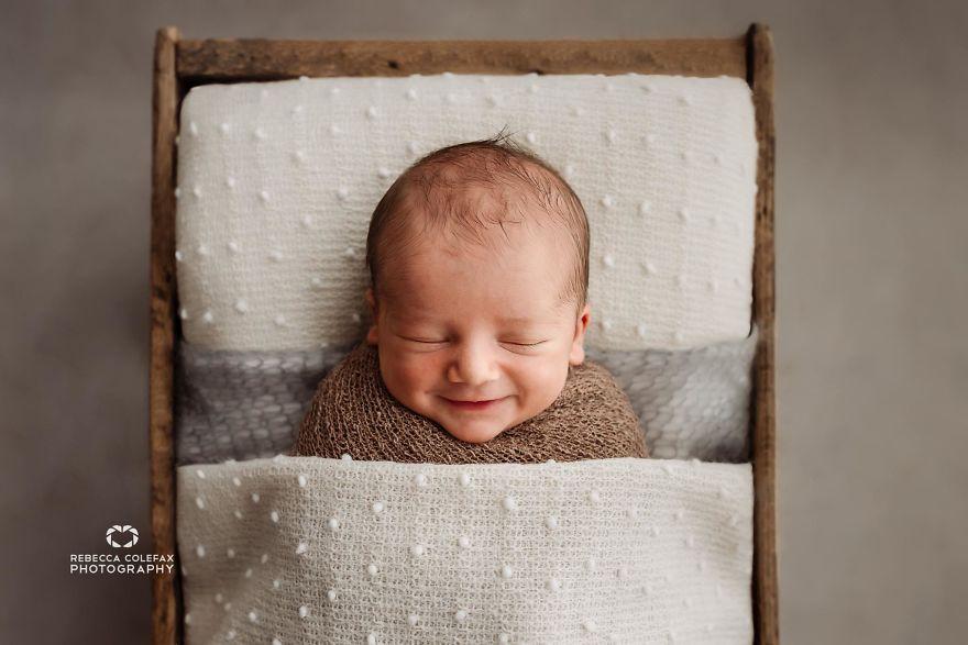 攝影師發現用不同角度拍攝,能拍出嬰兒的「真正靈魂」!(30張)