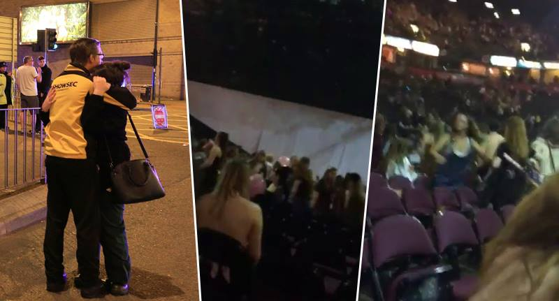 New Footage Shows Moment Explosion Took Place Inside Manchester Arena 18716641 10154442704871196 241662741 n