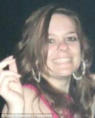 Missing: Kelly Brewster, 32, from Sheffield