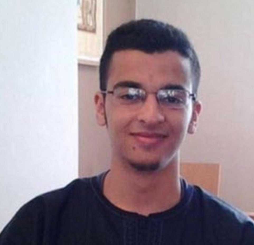 Ismail (pictured), the older brother of Salman, was arrested in south Manchester yesterday