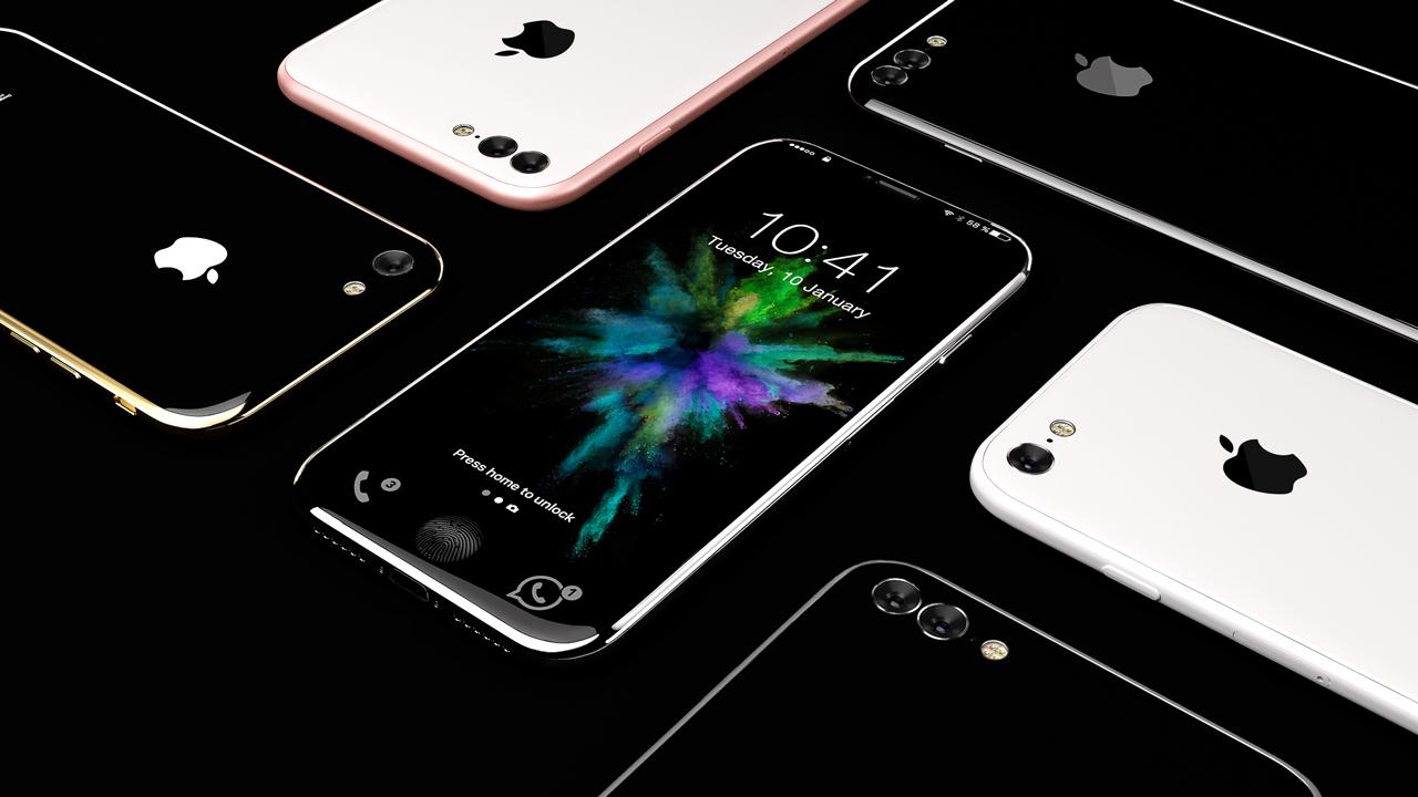 蘋果隊友台積電爆出「iPhone 8三大新變化」,「指紋辨識最新功能」屌打手機業界!