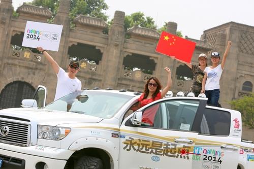 最狂中國老爸「花306天跨52國」開車送女兒上美國大學!網批:「有錢又有閒」他超霸氣反擊!
