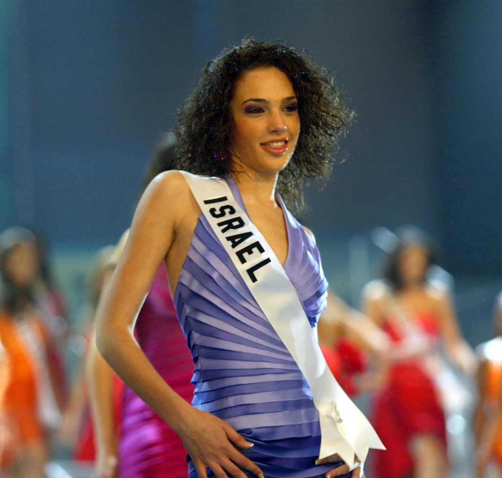 She Won the Miss Israel Contest in 2004