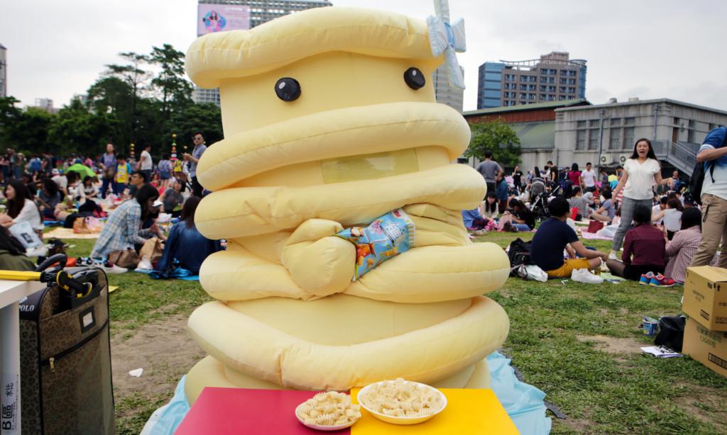 如果把寶咔咔餅乾變成真人的話,現實生活中長這樣...