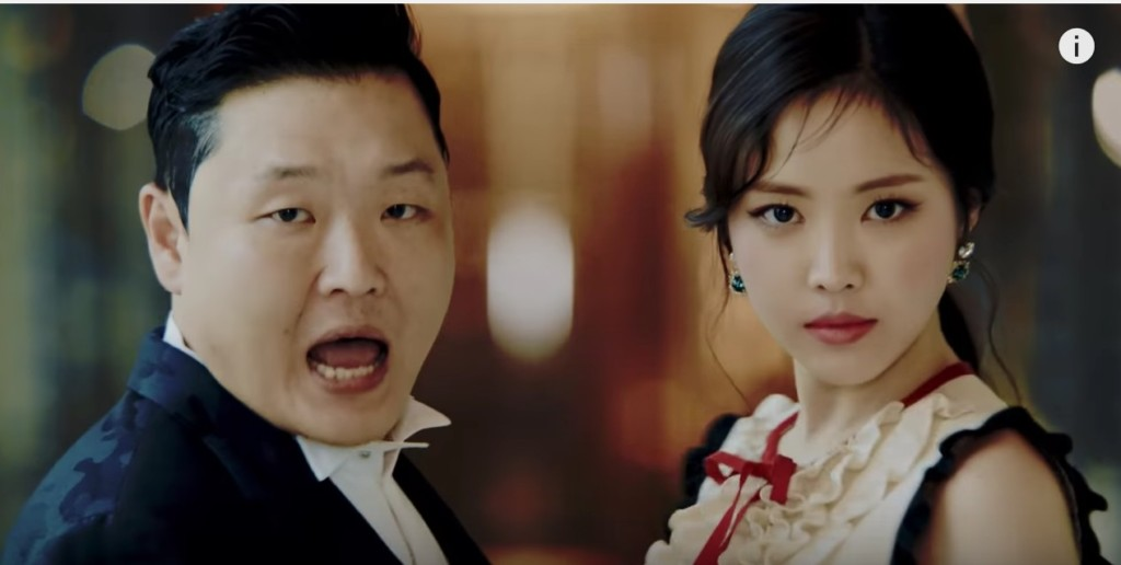 PSY大叔新MV《New Face》一夜600萬次觀看爆紅,「女主角太正」差點忘了是誰的歌!
