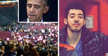 政府媒體最不想讓你知道的「演唱會恐攻內幕」!22歲兇手「引爆炸彈濫殺無辜」其實是歐巴馬害的!