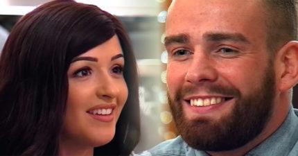 女子第一次約會鼓起勇氣拿下假髮「禿頭症」,男生反應逼哭網友!