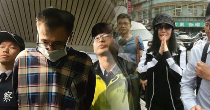 江蕙作證「遭刀架脖子施暴濺血」,還原現場搶匪問她:「怎麼穿這麼多?」
