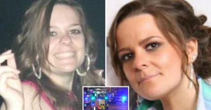 32歲女爆炸第一時間「衝到外甥女面前肉身保護」,犧牲自己救她一命但男友...