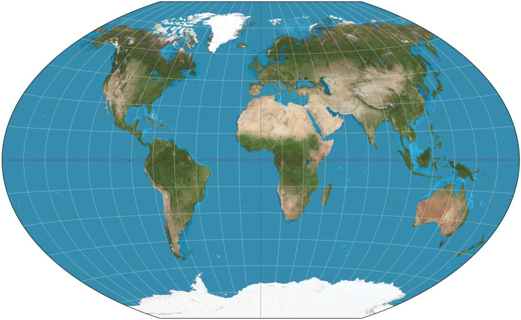 這就是地球3億年前的模樣!歐亞、美洲、非洲全部連在一起,台灣...