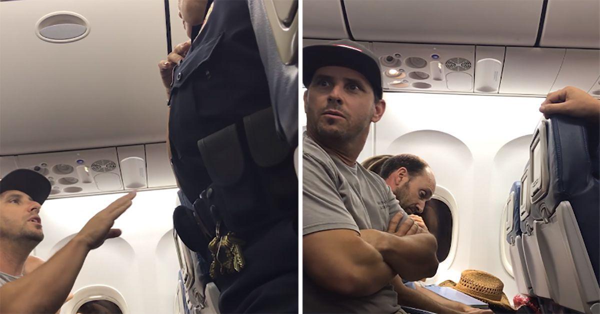 比聯航更扯?!達美航空「要求2歲童讓位」恐嚇爸媽不下機就坐牢!但網友認為「踢下去沒錯」!(影片)