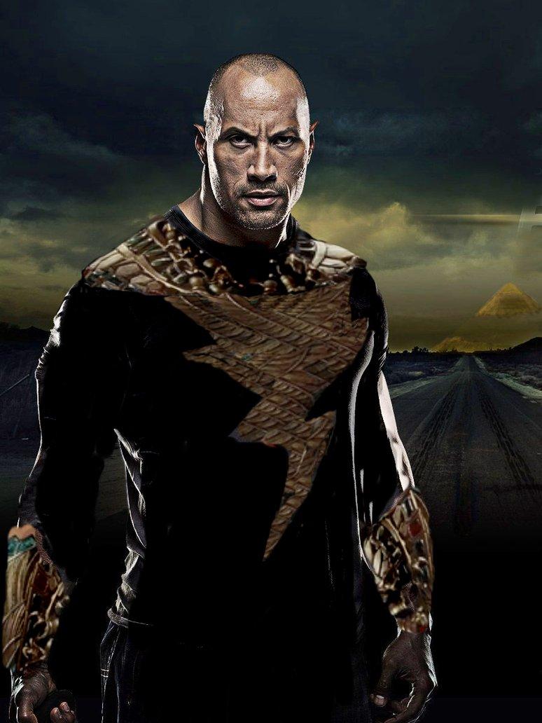 巨石強森承認會飾演最新超級英雄大反派,在這張照片中就已經「暗示」!