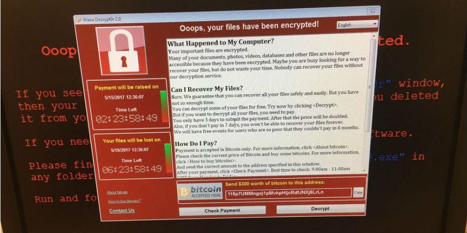 終於有人推出勒索病毒WannaCry「免費破解程式」!內有下載連結但要注意...