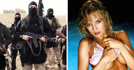 ISIS一直不斷處死那些穿得比較暴露的女生,卻在他們電腦裡發現大量A.片。