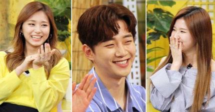 周子瑜、Sana、跟李俊昊討論老闆JYP時,發現他對「TWICE」跟「2PM」男女差別待遇超嚴重!