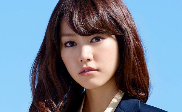 10大日本票選出的「美女排行榜」。綾瀨遙只有第10名,第一名我真的不認同啊!