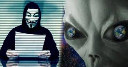 匿名者公布NASA將向世界證實「有外星人」真相!1947年報告「跟人類很像已經融入」