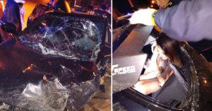 補教名師車禍喪名,警方救出「裸女」:「車震造成死亡」