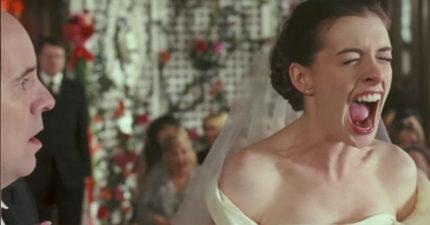 婚禮前一天新娘抓到「新郎跟伴娘直播在拉斯維加斯結婚」,後來的瘋狂24小時讓新郎跪地懺悔!